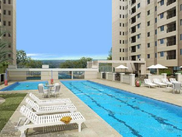 Sports Club - Piscina com raia de 25 metros