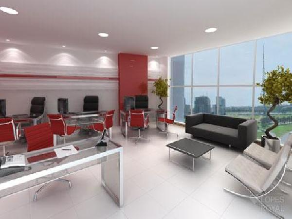 Executive Office Tower - Perspectiva Sala 407