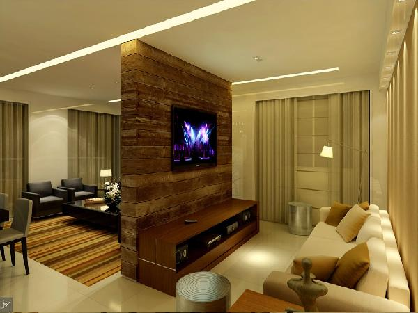 Real Evolution - Home Cinema 4 quartos